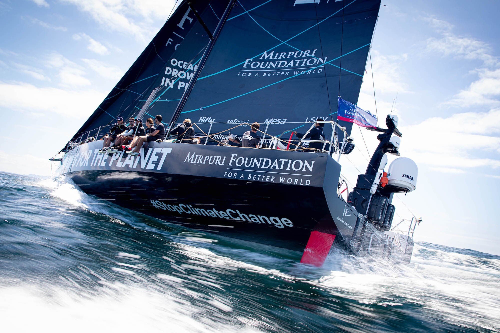 Mirpuri Foundation Sailing Trophy 2020 Edition