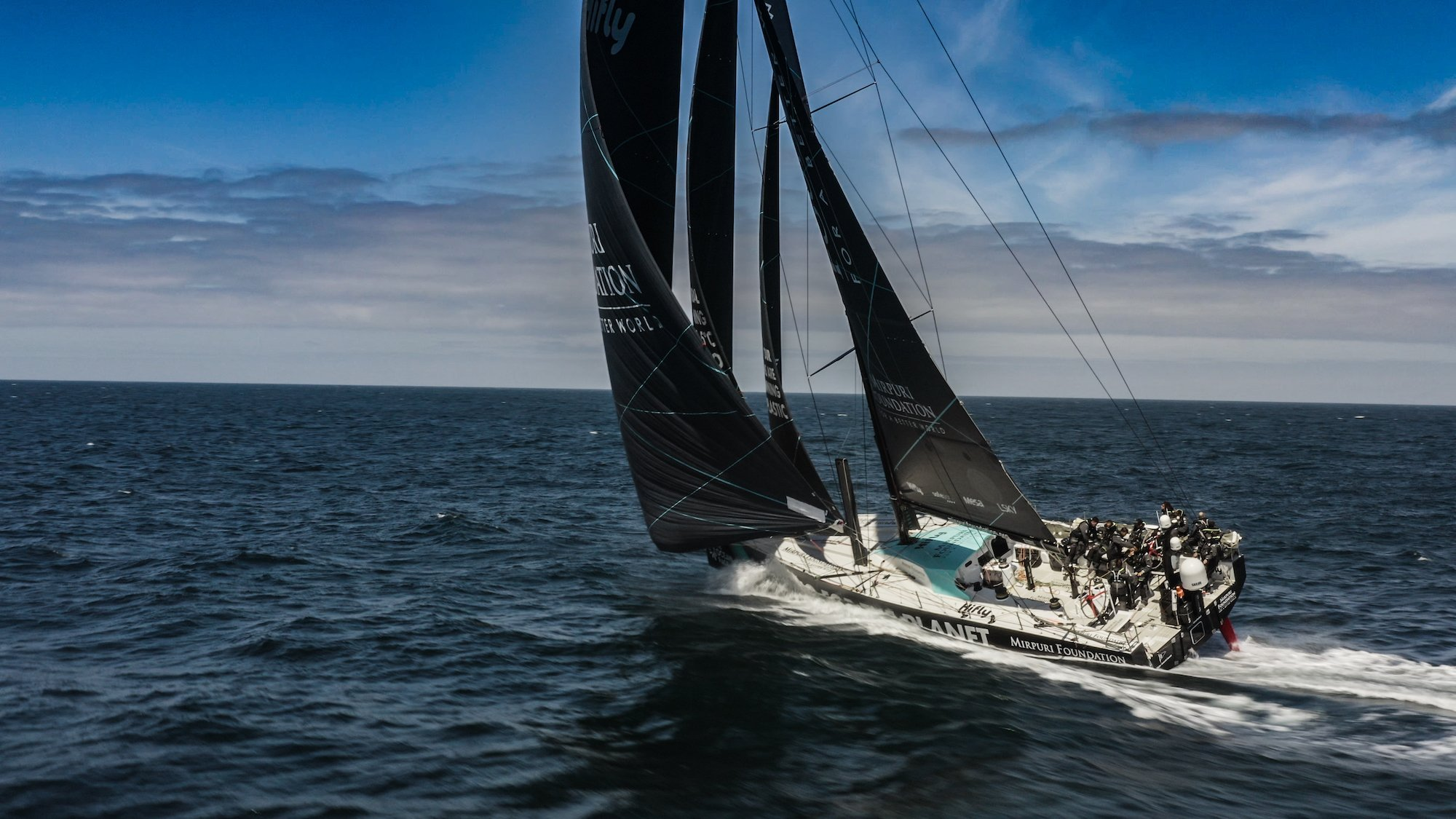 Racing for the Planet victorious in inaugural Sailing Trophy