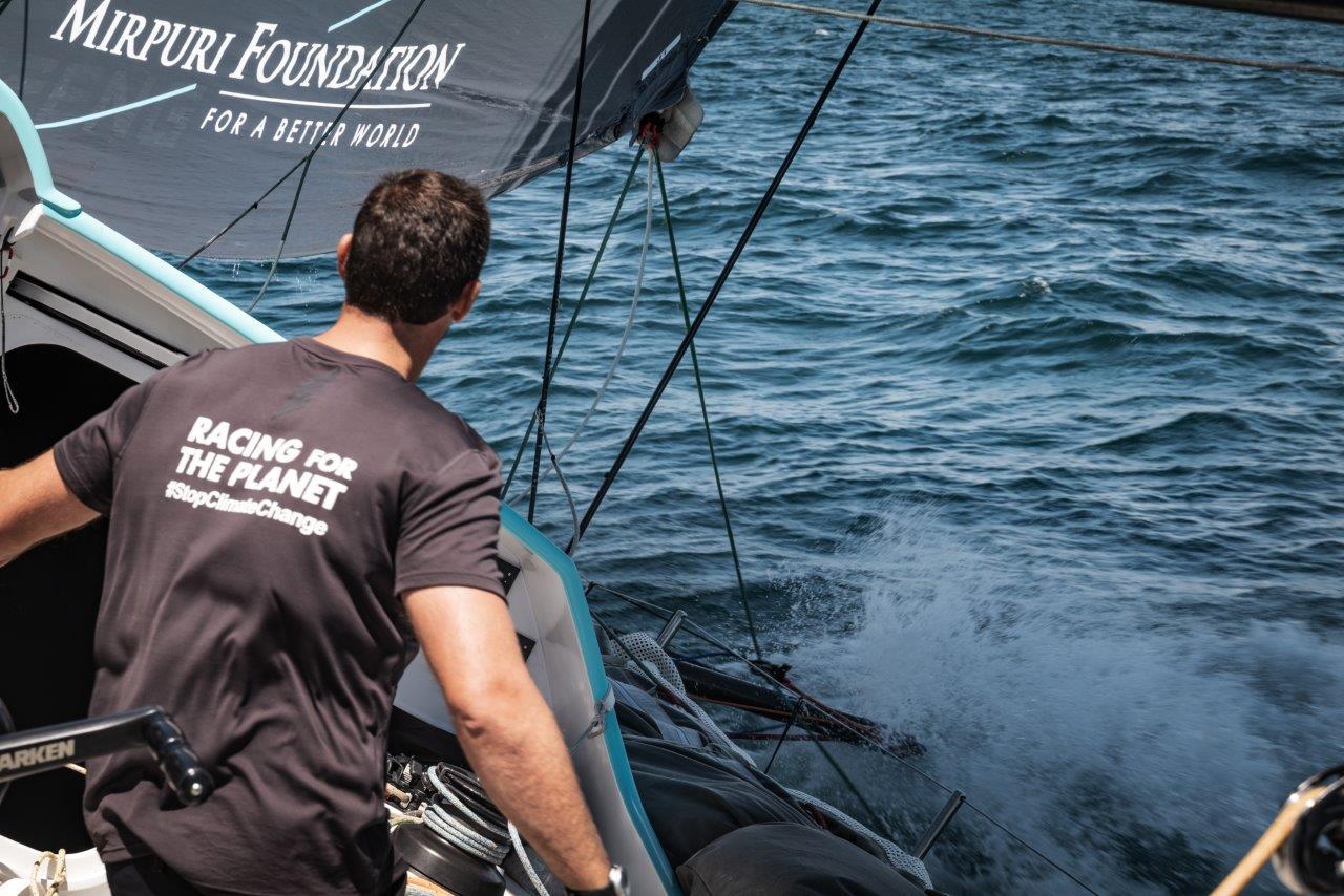 Racing for the Planet confirms entry in Cascais Vela