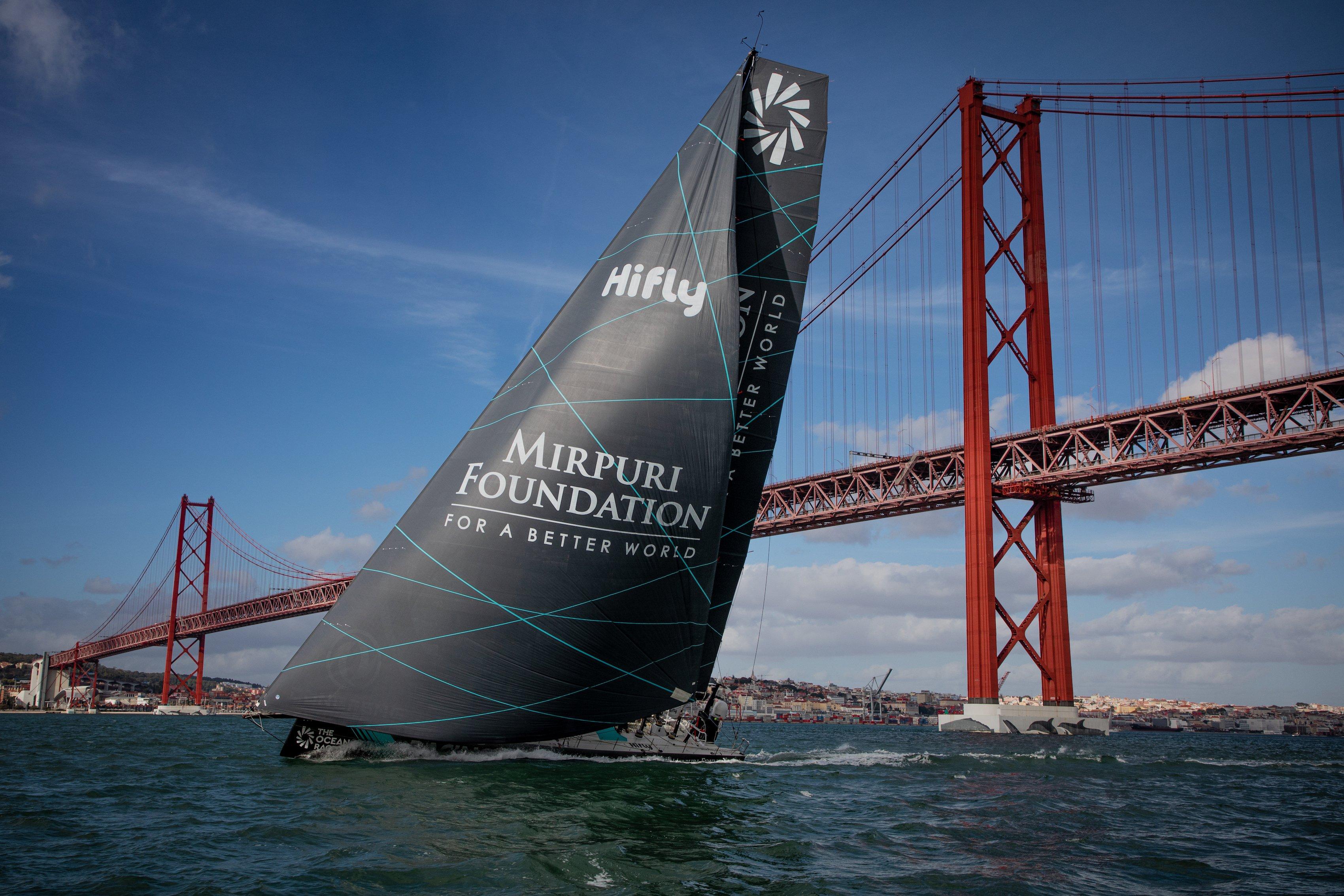 Next challenge: The Ocean Race Europe