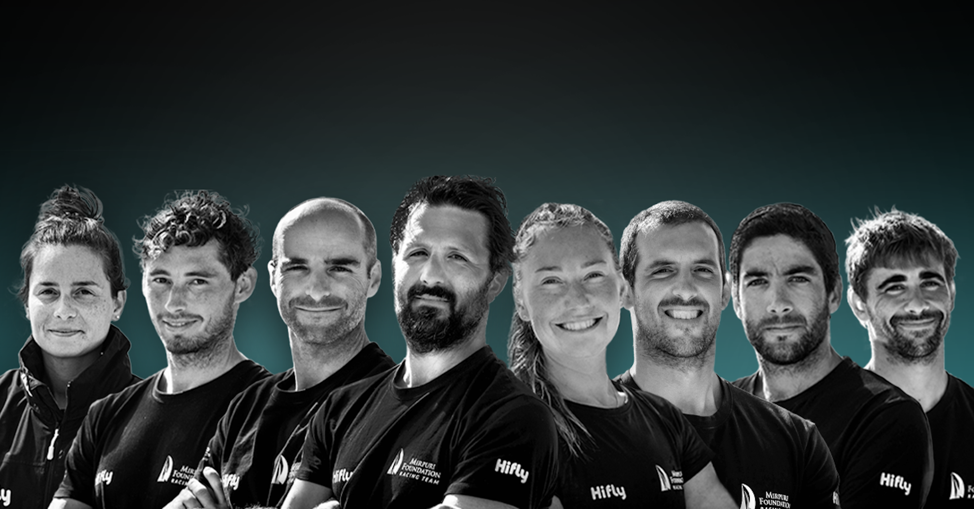 Meet our crew for The Ocean Race Europe