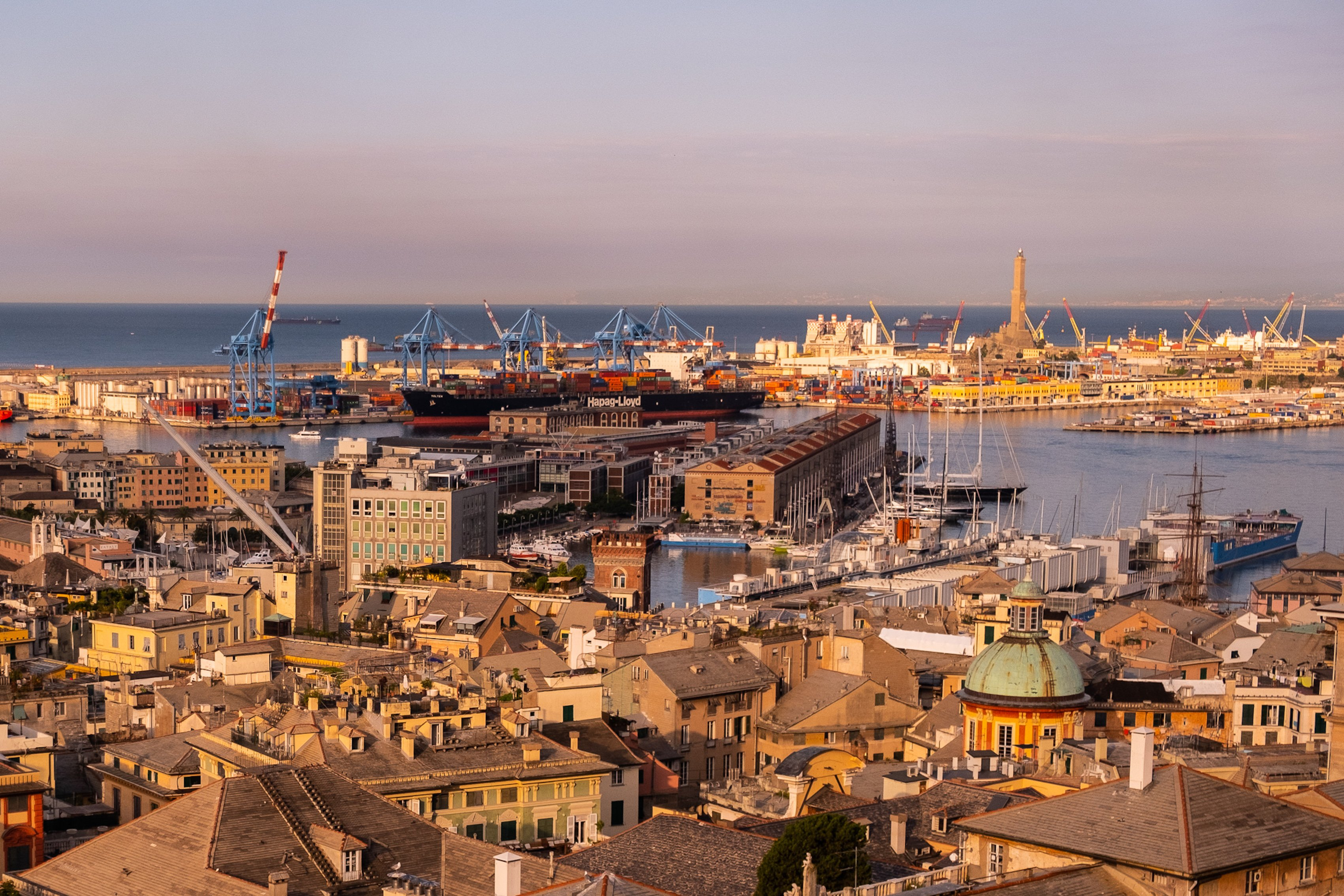 Genova to host The Ocean Race Europe finish