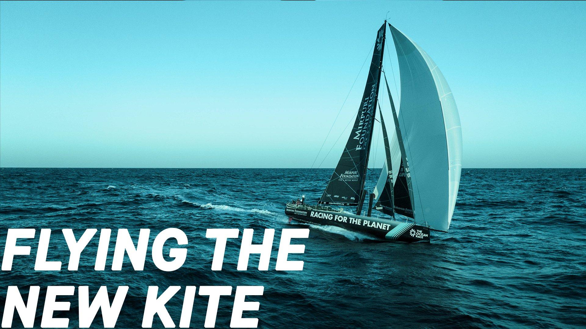 Flying the new kite