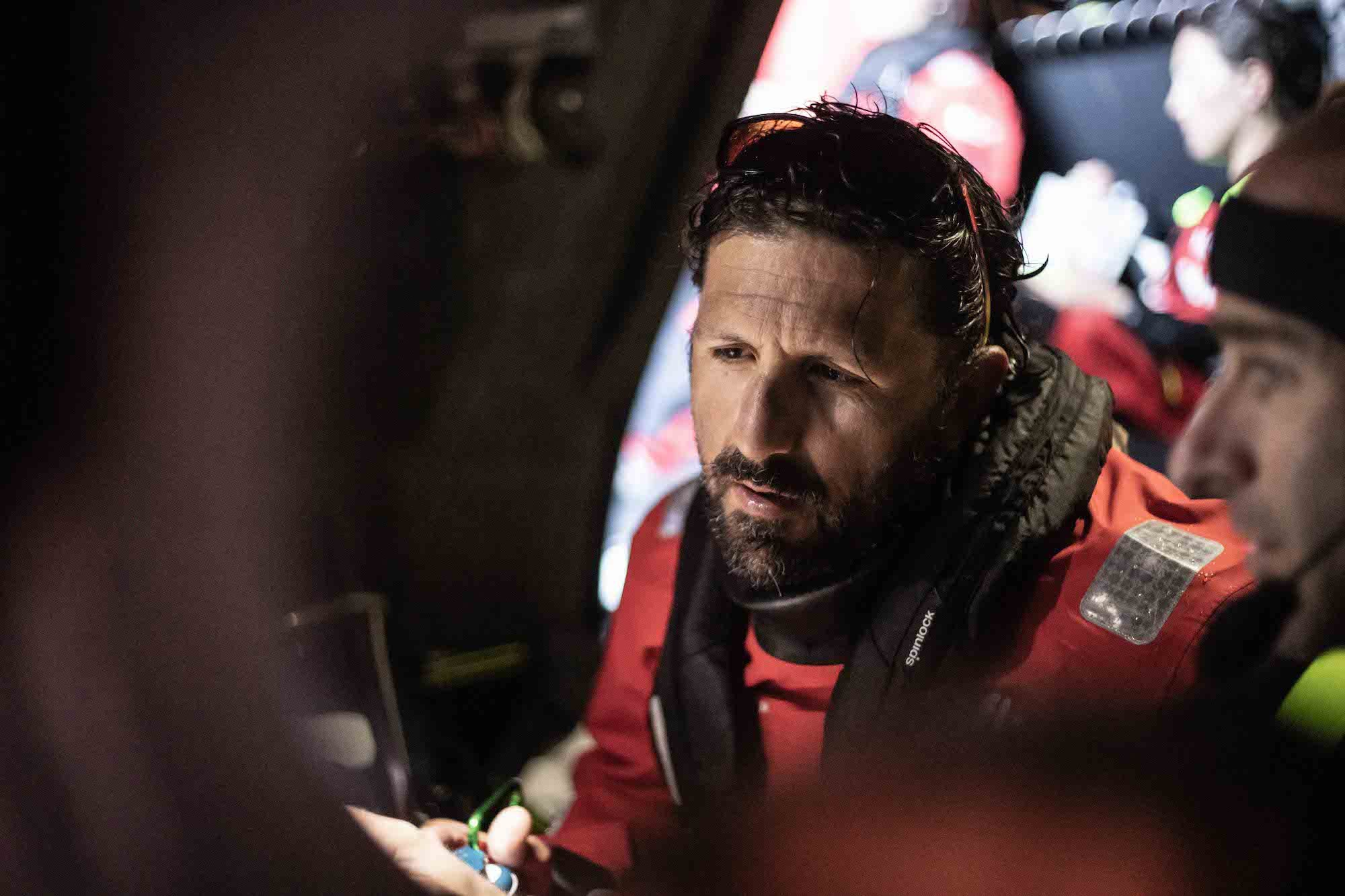 Skipper Yoann Richomme responds to final TORE route