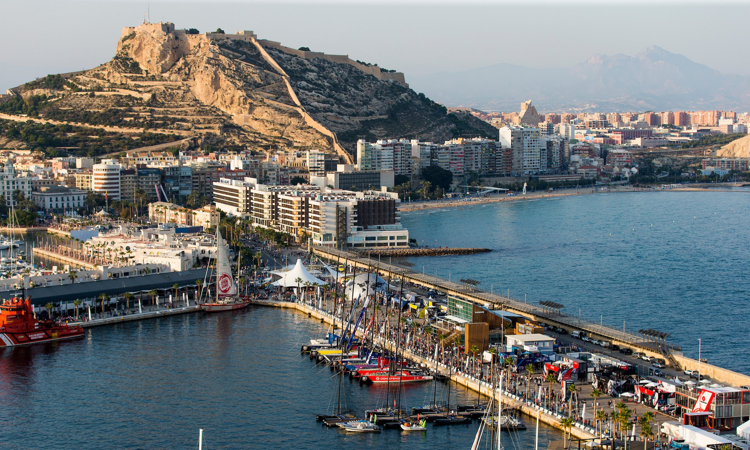 Alicante confirmed as final host city for The Ocean Race Europe