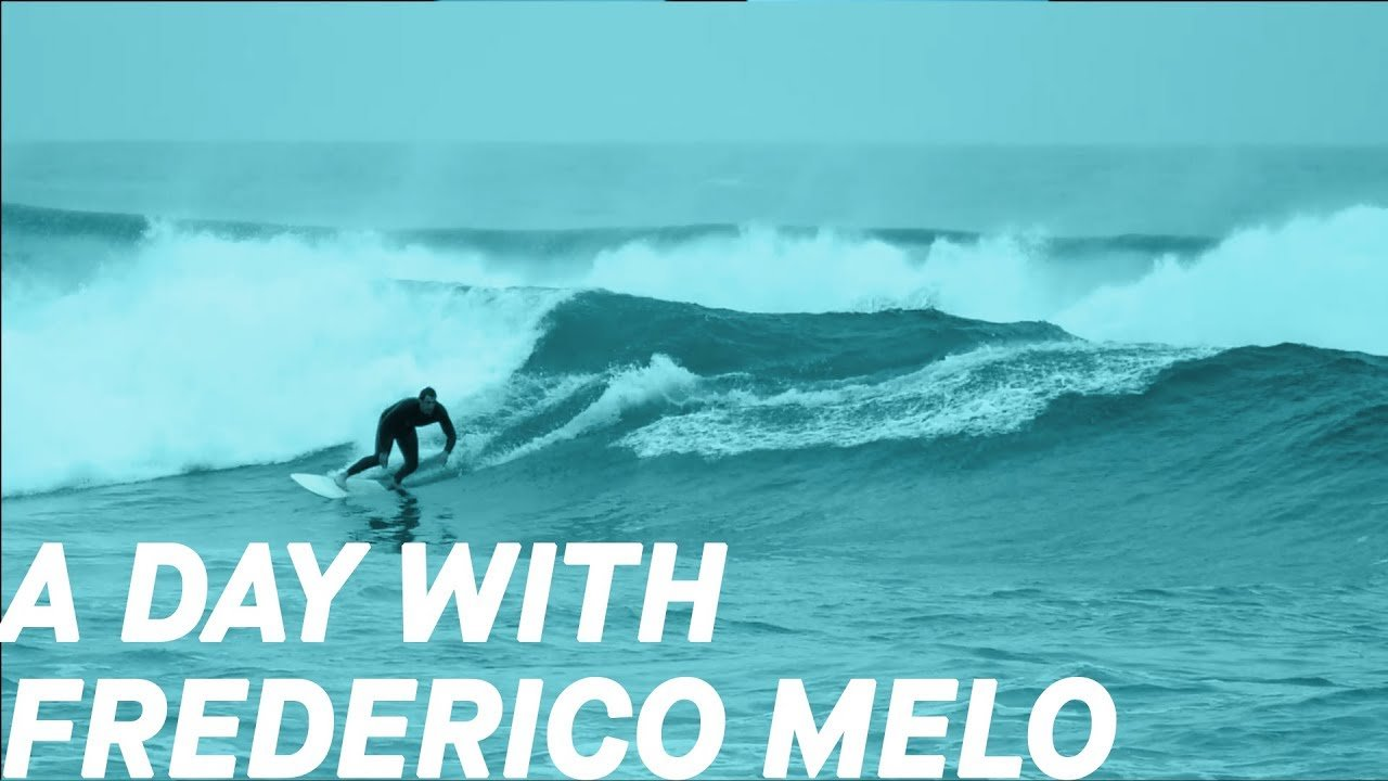 A Day With: Frederico Melo