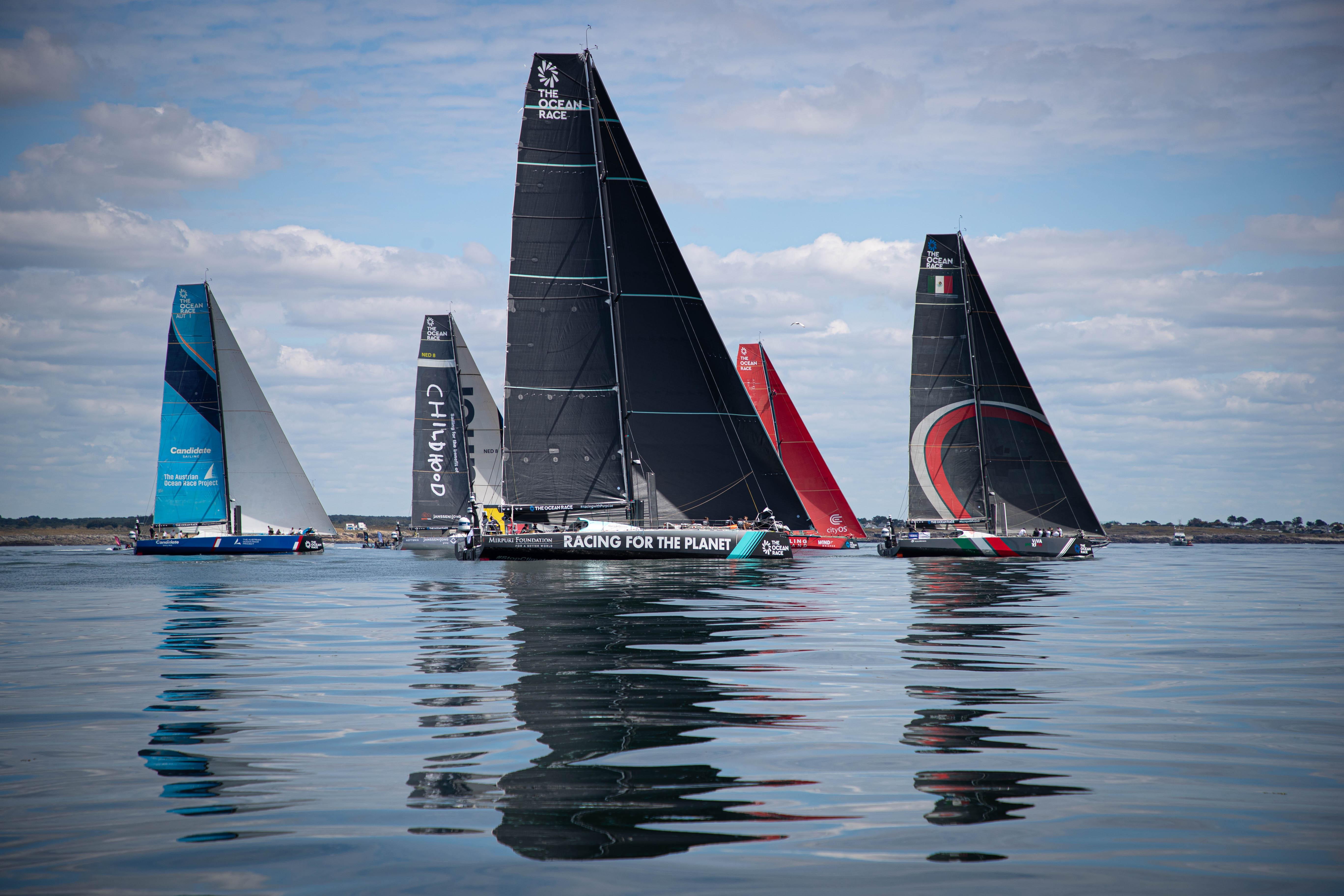 Lorient Coastal Race