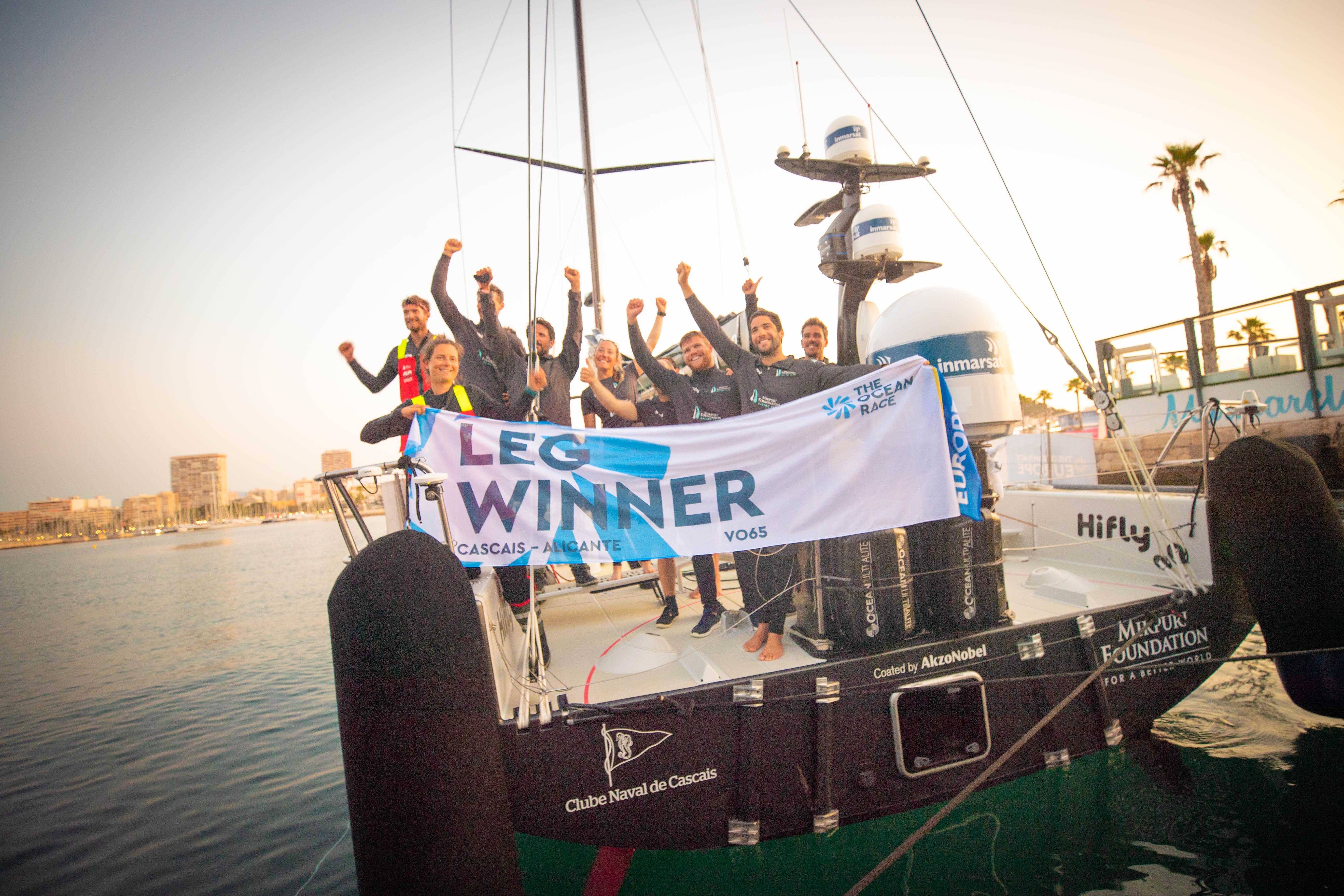 Mirpuri Foundation Racing Team wins Leg 2 in Alicante